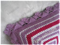 Обвязка края, кайма - knit-solo.com